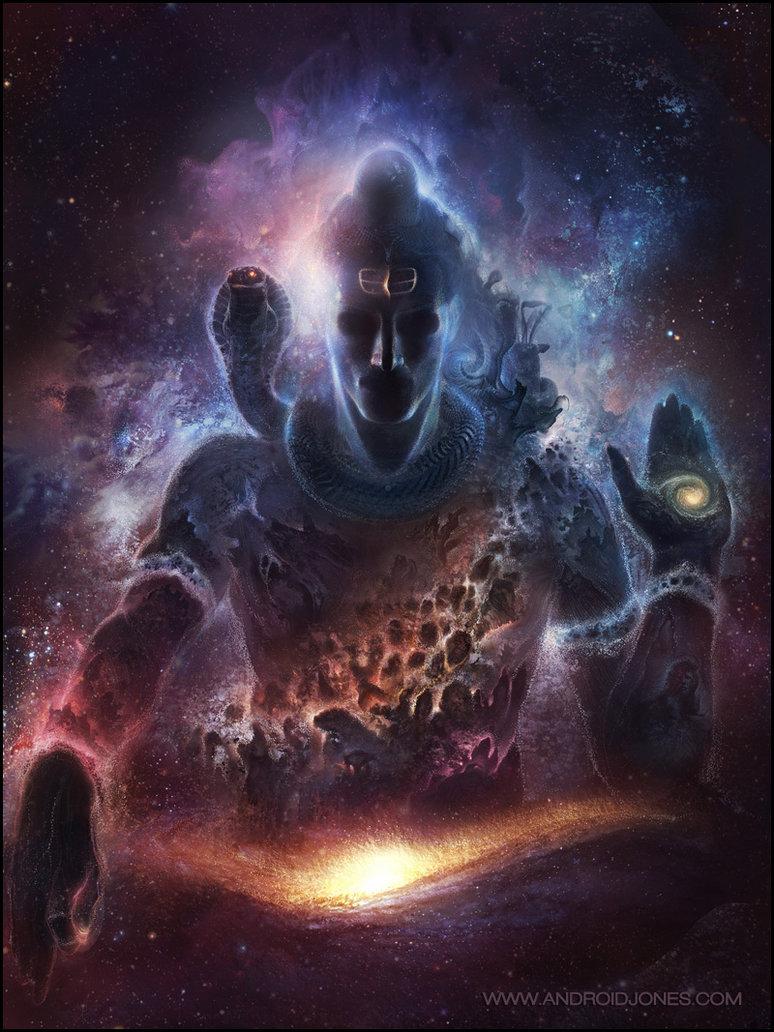 SHIVA & the Universe