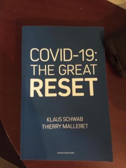 WEForum's Book The Great Reset