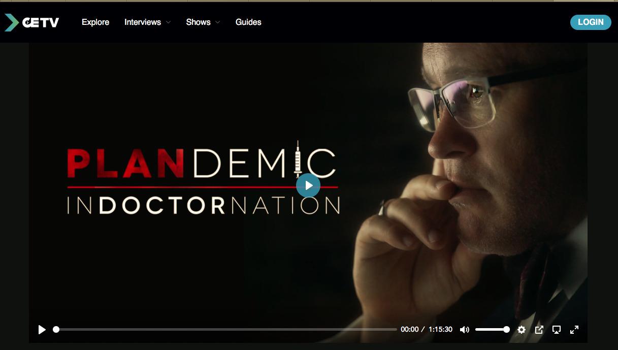 PLANDEMIC InDoctorinization