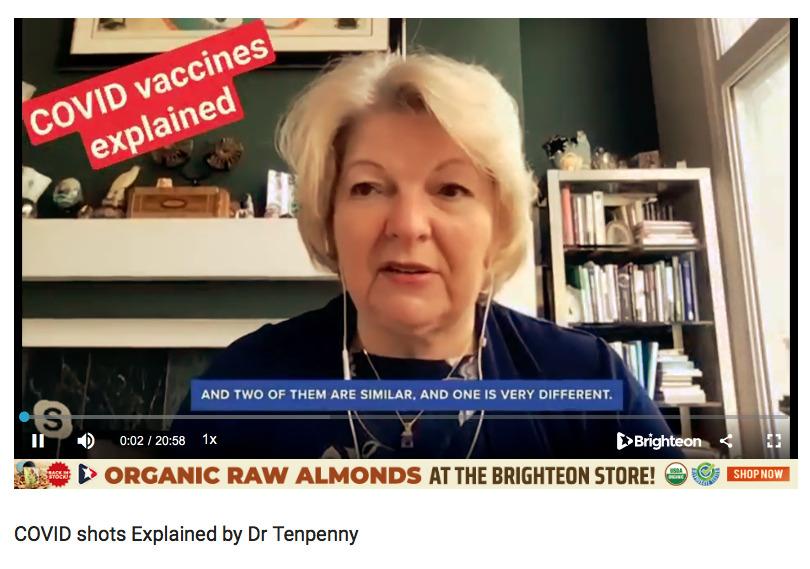 Covid Vaccines Explained - Dr. Sherri Tenpenny
